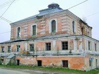 Велика синагога (м. Дубно)