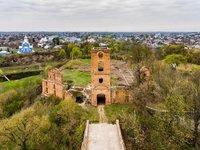 Замок у м. Корець