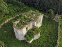 Замок у с.Тайкури